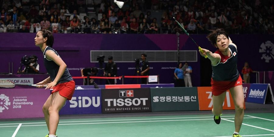 Dendam Asian Games 2018 Jadi Motivasi Fukushima/Hirota Taklukkan Wakil China di Final Japan Open 2018