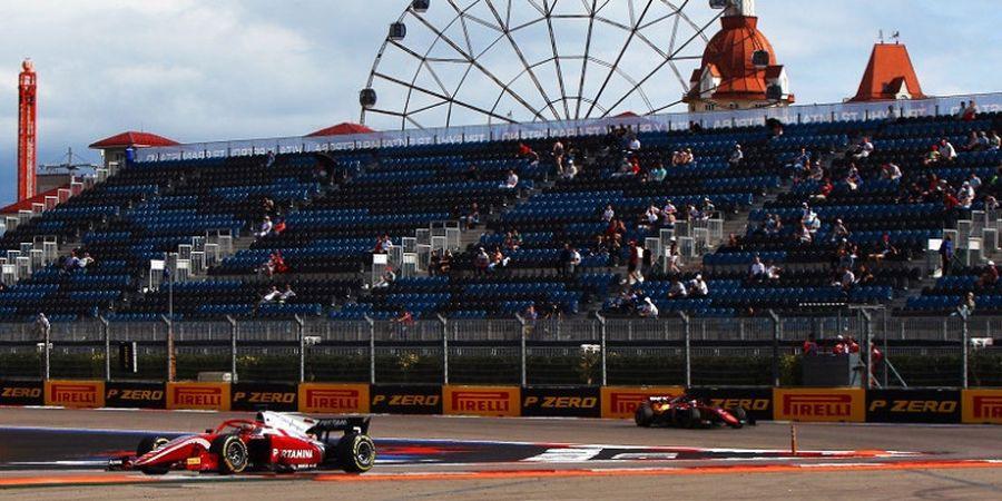 Tim Pertamina Prema Theodore Racing Masih di Posisi 4 Besar Setelah Formula 2 Rusia