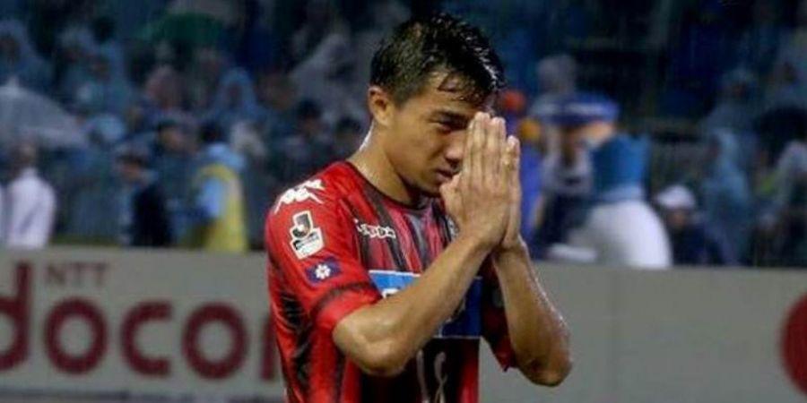 Simon McMemeny Gugup Thailand Diperkuat Pilar-pilar Klub Liga Jepang
