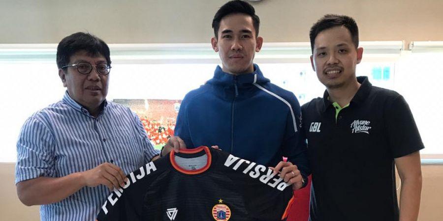 Persija Bisa Mainkan Ryuji Utomo Saat Hadapi Home United
