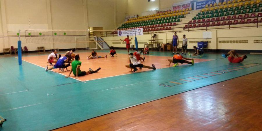 Usir Rasa Jenuh, Pemain Timnas Voli Indonesia Kompak Main Game PUBG