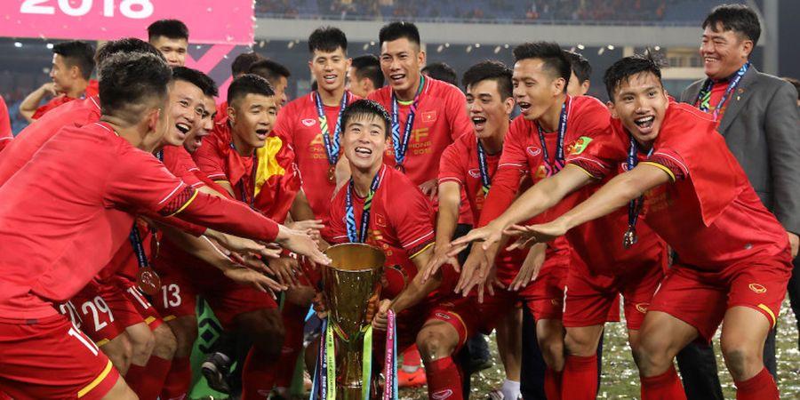 Sabet Gelar Piala AFF 2018, Pengamat Sepak Bola Vietnam Sindir Timnas Indonesia