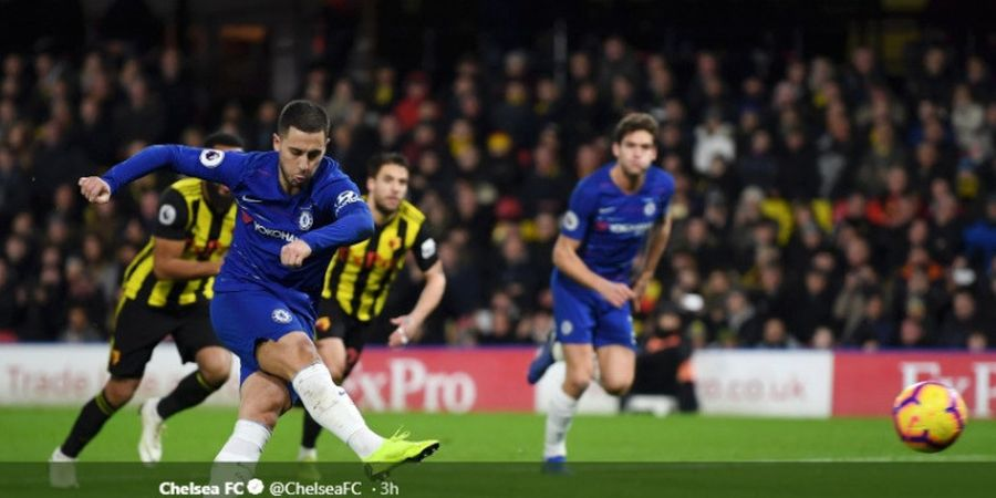 Chelsea Vs Southampton - Babak Pertama, Kedua Tim Imbang Tanpa Gol