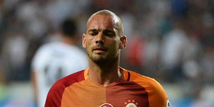 Persib Harus Bersaing dengan Galatasaray jika Serius Ingin Rekrut Wesley Sneijder