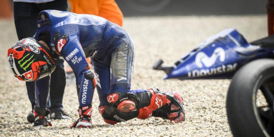 Cerita Maverick Vinales Saat Jadi Rekan Setim Valentino Rossi di Movistar Yamaha
