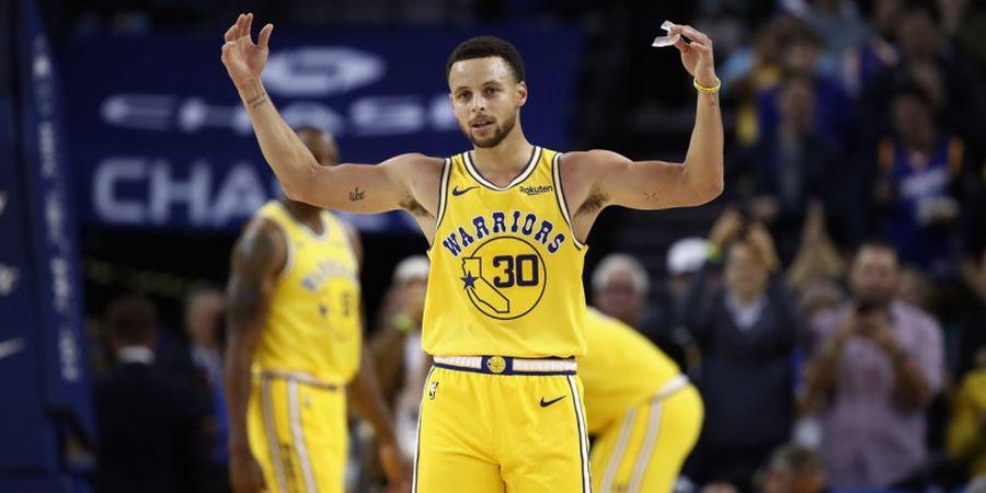 Stephen Curry Tak Masalah Rekornya Dilewati Klay Thompson