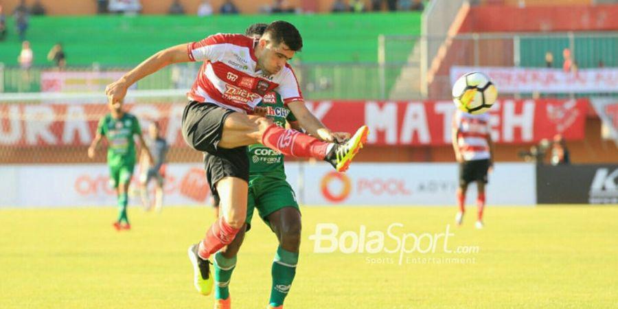 Fabiano Beltrame Dirumorkan ke Persib, Madura United Ikhlas Bersyarat