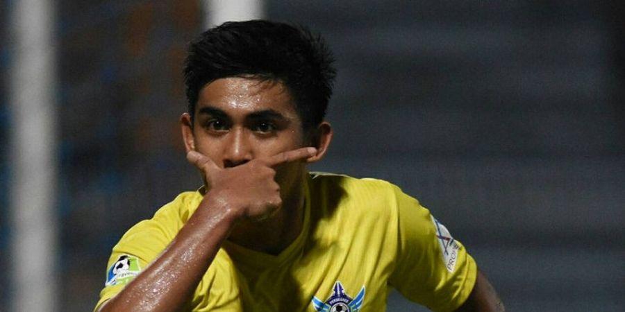 Penyerang Baru PSS Sleman Siap Buktikan Diri Setelah Meredup di PSM Makassar