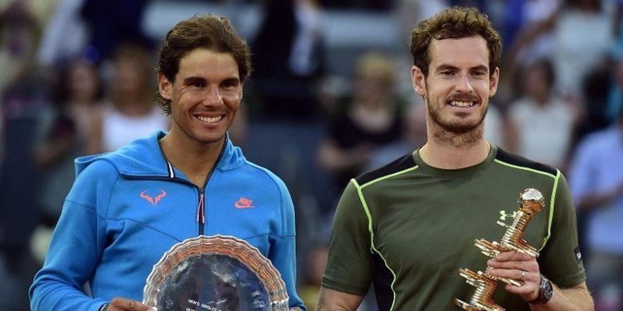 Keputusan Pensiun Andy Murray Dinilai Rafael Nadal Sudah Tepat