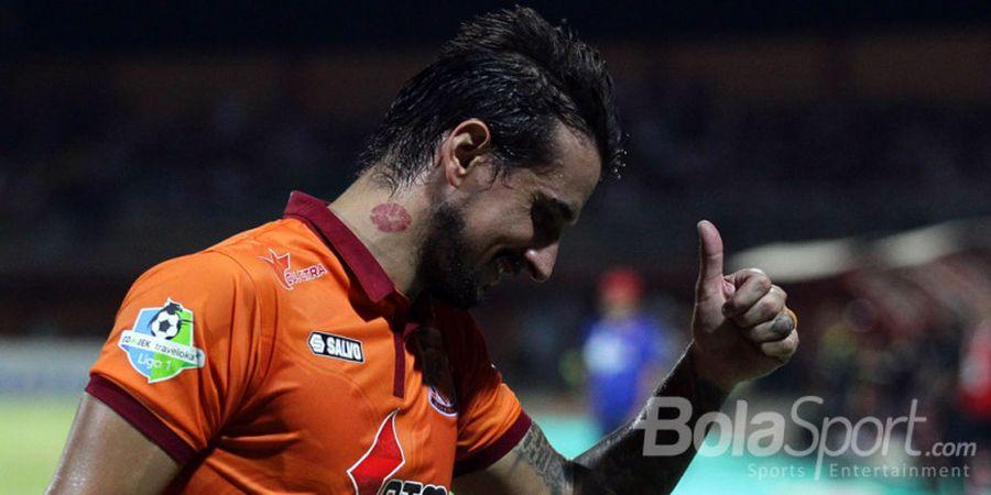 Flavio Beck Junior Kembali ke Indonesia Bersama Bhayangkara FC