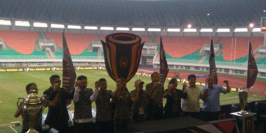Jadwal Lengkap Piala Indonesia 2018 Segera Dirilis Pekan Depan