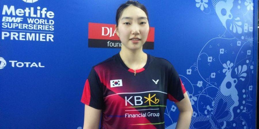 Sung Ji-hyun Keluar dari Skuat Korea Selatan untuk Piala Sudirman 2019