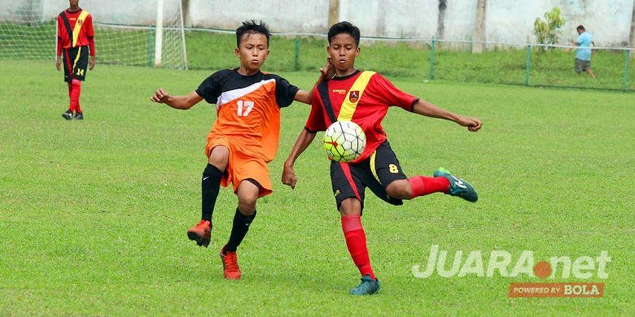 Asprov PSSI Sumut Gelar Liga Remaja U-15