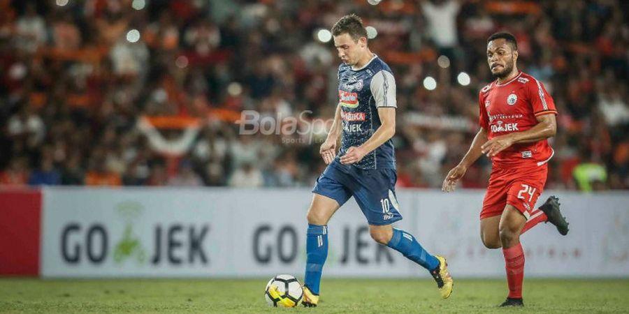Arema FC Catatkan Rekor Poin Terburuk sejak Era ISL