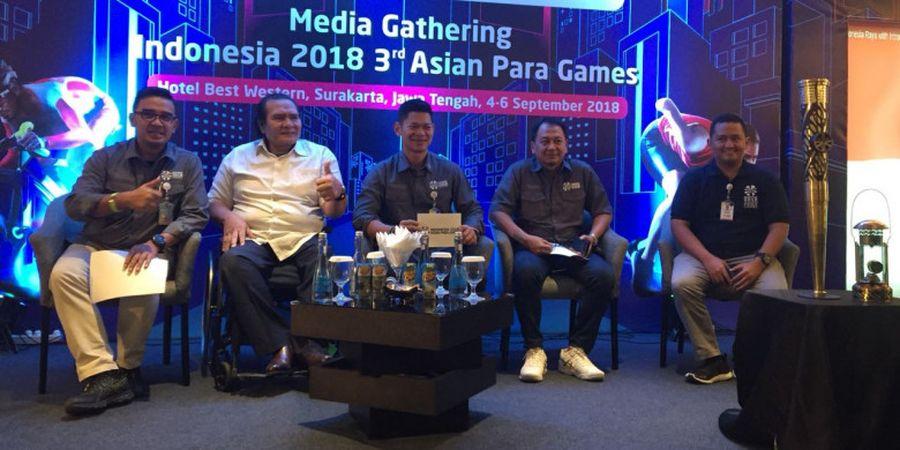 Asian Para Games 2018 - Cabang Olahraga yang Berpotensi Mendulang Emas untuk Indonesia