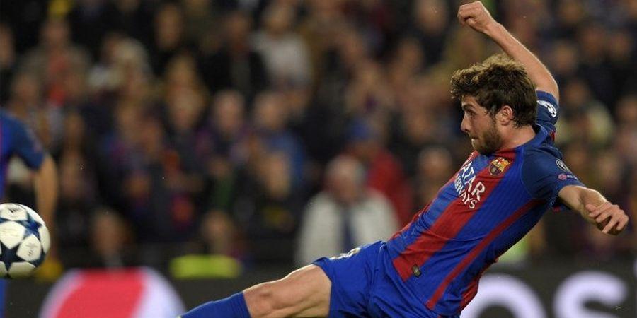Sergi Roberto, Si Tuan Serbabisa dan Serbaguna Barcelona