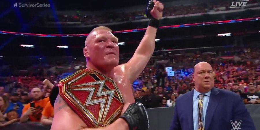 Brock Lesnar Bisa Kembali ke UFC Usai Kalah di WrestleMania 35