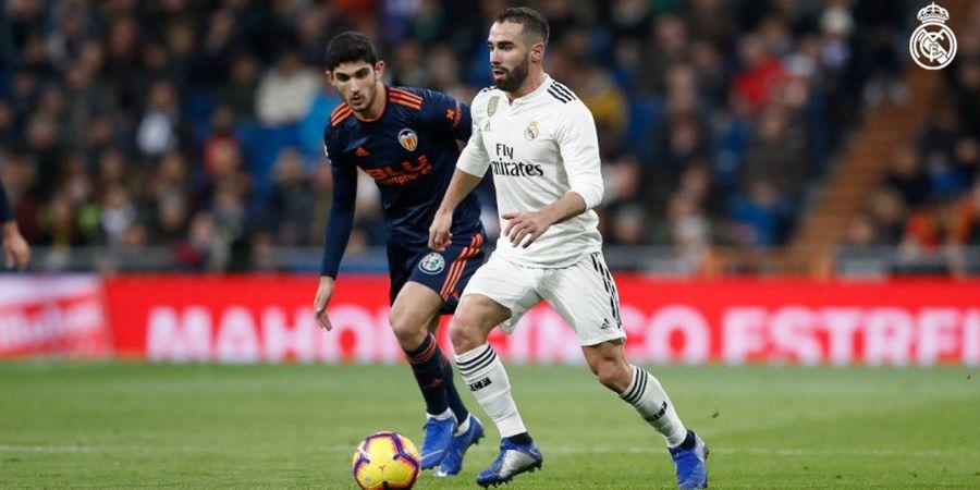 Pemain Ini Idolakan Carvajal meski Membuatnya Terusir dari Real Madrid