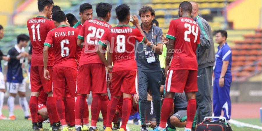 Piala AFF U-22 2019 - 11 Pemain Didikan Luis Milla Dipanggil Timnas U-22 Indonesia