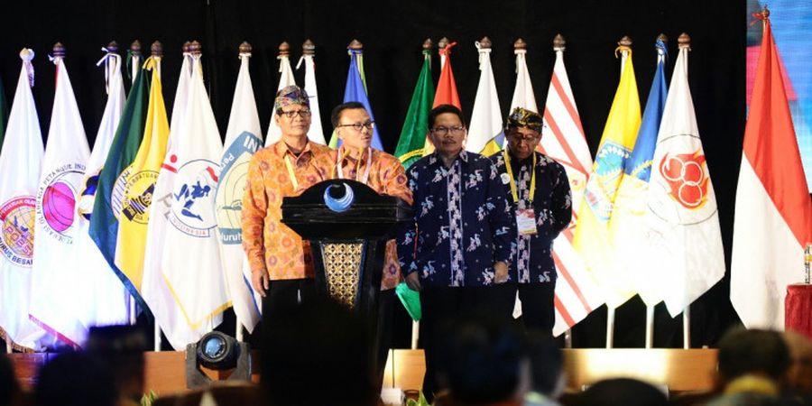 Gagal Jadi Tuan Rumah PON 2024, Bali dan NTB Ucapkan Terima Kasih