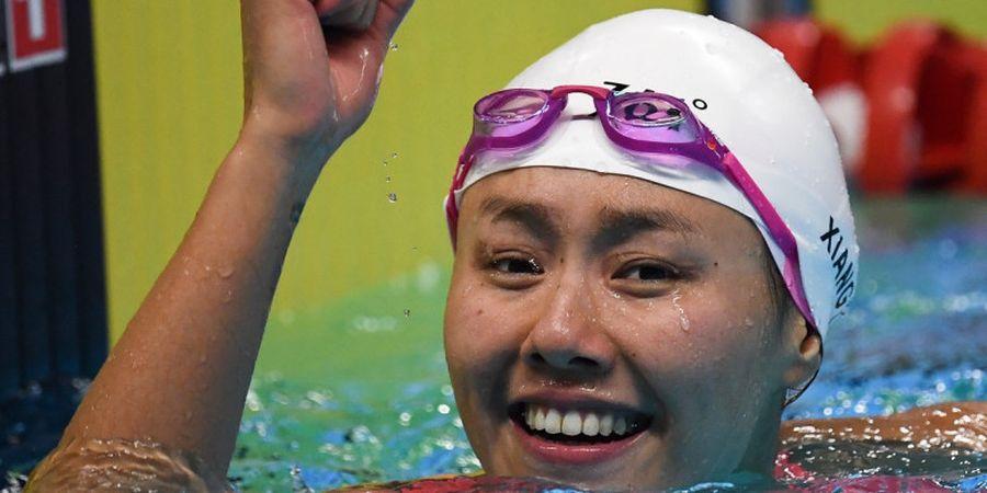 Perenang China Pecahkan Rekor Dunia di Asian Games 2018