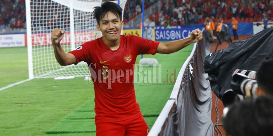 Refleksi Witan Sulaeman dari Kekalahan Timnas U-23 Indonesia di Merlion Cup 2019