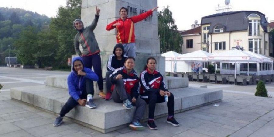 Timnas Gulat Indonesia yang Sedang TC di Bulgaria Pindah Penginapan
