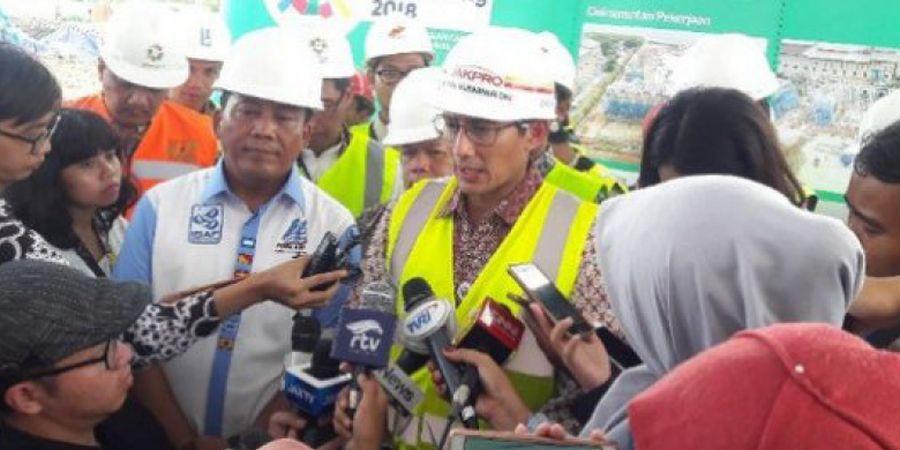 Wakil Gubernur DKI Jakarta Resmikan Asian Sailing Championship