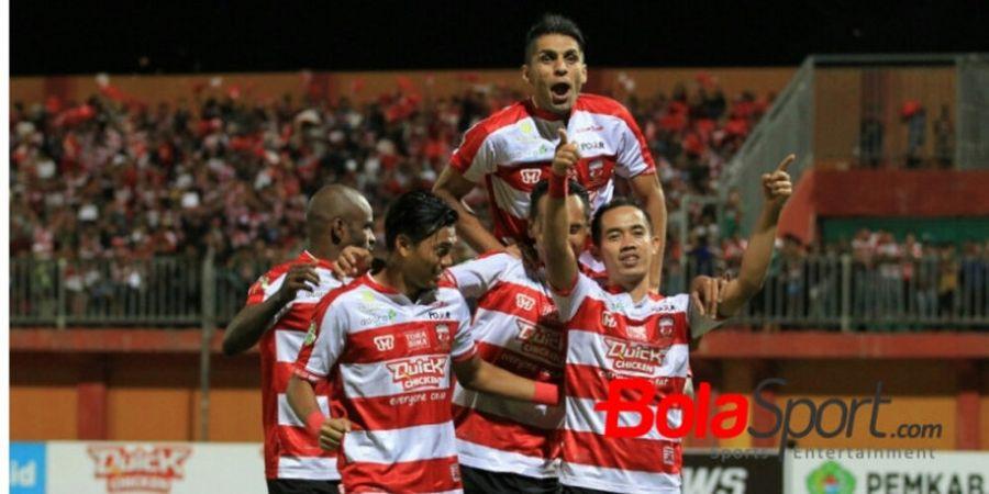 Gelandang Madura United Bertekad Ulangi Kejayaan saat Jumpa Persela