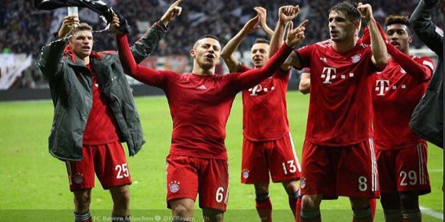 Hasil Liga Jerman - Pemain Gaek Menangkan Bayern Muenchen, Rekor Sewindu Dirusak Borussia Dortmund