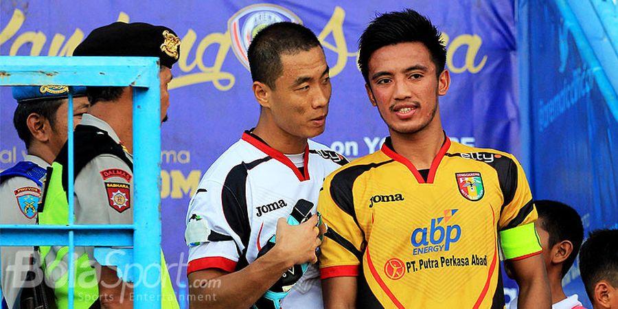 Dimaki-maki Suporter Usai Lawan Persib Bandung, Begini Isi Curhat Menyedihkan Yoo Jae-hoon