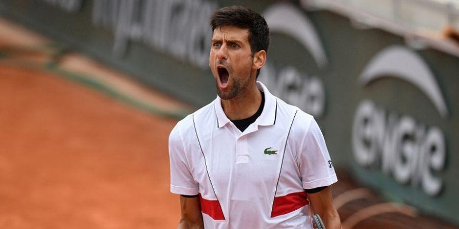 Novak Djokovic Sempat Dilanda Stres Sebelum Raih Tiket Perempat Final Turnamen Queen's Club 2018