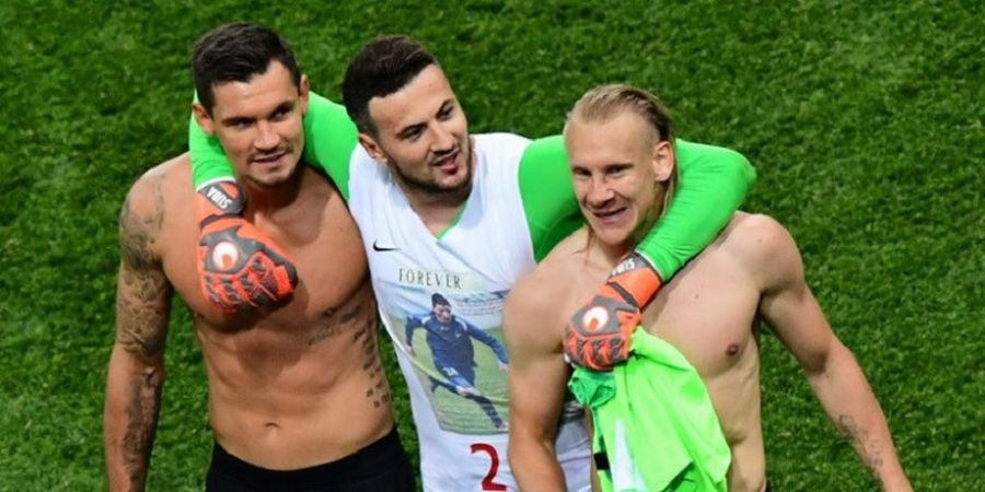 Federasi Sepak Bola Ukraina Ikut Campur Terkait Video Bernuansa Politik Pemain Timnas Kroasia