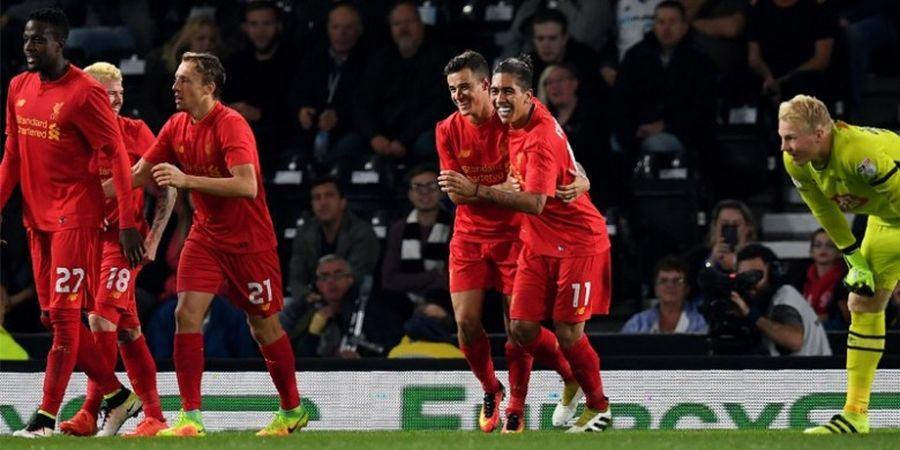 Coutinho Ungkap Rahasia Latihan Liverpool FC
