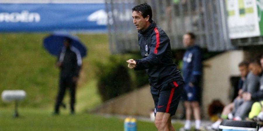 Unai Emery Raih Kemenangan Perdananya bersama PSG