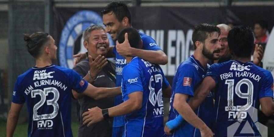 5 Pemain Persib Bandung Asal Argentina, Satu Nama Pernah Juara di Klub Lain