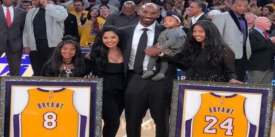 Kobe Bryant dan Kisah Nomor Punggung Keramat yang Tidak Diharapkan