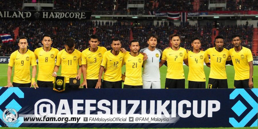 Link Live Streaming Final Piala AFF 2018, Malaysia Vs Vietnam