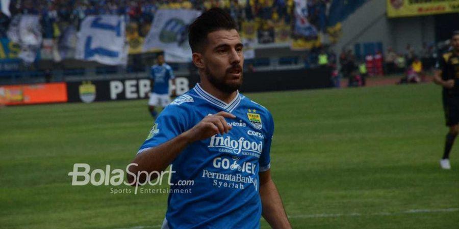 Jonathan Bauman Mengaku Kenalkan Persib Bandung di Argentina