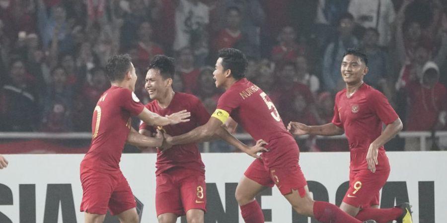 Performa Witan Sulaeman di Timnas U-19 Indonesia Dapat Apresiasi dari Pelatih Taiwan