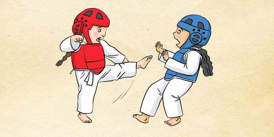 Taekwondo, Olahraga Nasional Korea yang Punya Beberapa Fakta