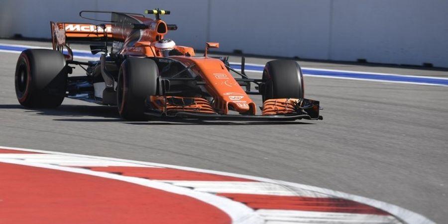 McLaren Pastikan Tak Lagi Berduet dengan Honda
