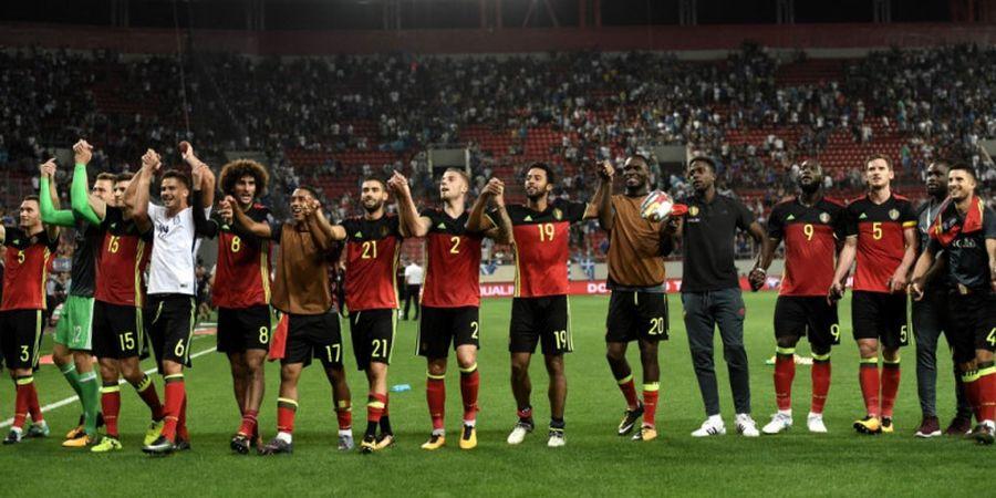 Piala Dunia 2018 - Jadwal Timnas Belgia di Fase Grup