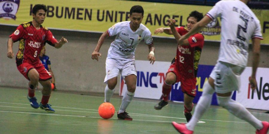 Pro Futsal League 2018 - APK Samarinda Menang, Zona Degradasi Semakin Seru
