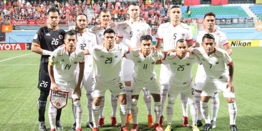 Persija Catatkan Empat Sejarah Baru di Piala AFC 2018 Usai Bungkam Tampines Rovers