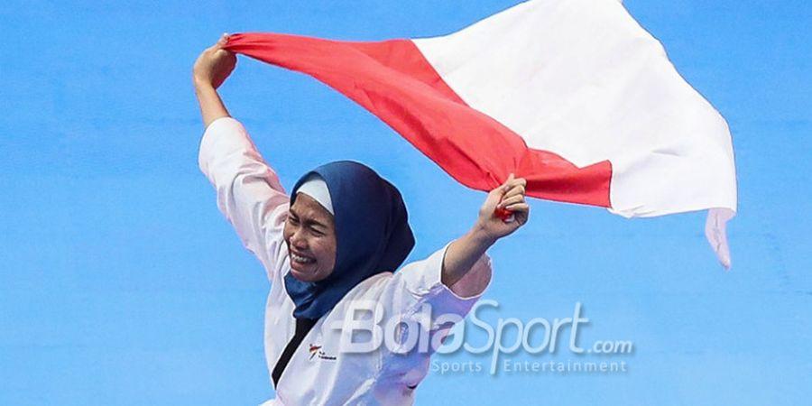 Ini Hal yang Bisa Diteladani dari Defia Rosmaniar, Sang Peraih Emas Pertama untuk Indonesia