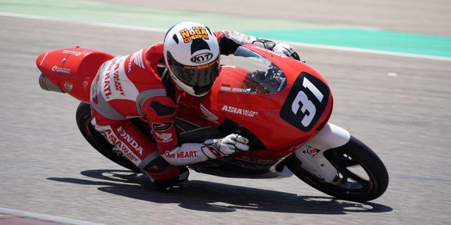 Akhir Pekan Ini, Gerry Salim dan Dimas Ekky Akan Tampil di Sirkuit Jerez