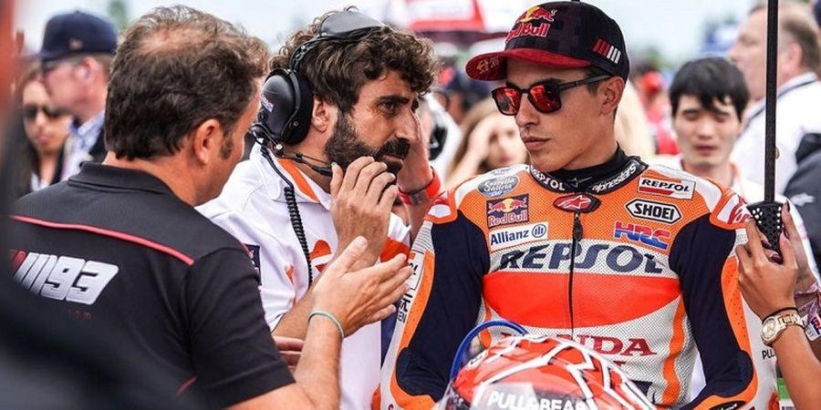 Kru Sebut Marc Marquez Juara Dunia MotoGP Bukan karena Motornya