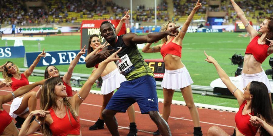 Presiden IAAF: Usain Bolt Sejajar dengan Muhammad Ali