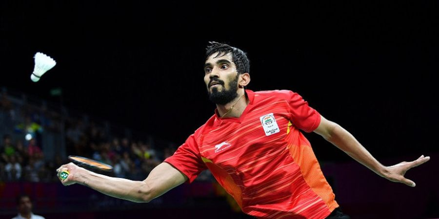 Kidambi Srikanth Dapat Penghargaan 'Sportperson of the Year'